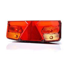 Zadní sdružené světlo žárovkové - LED poziční, L, 350 x 131 x 81 mm, PŘÍVĚS